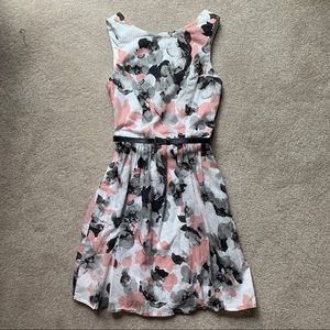 Speechless Floral Dress